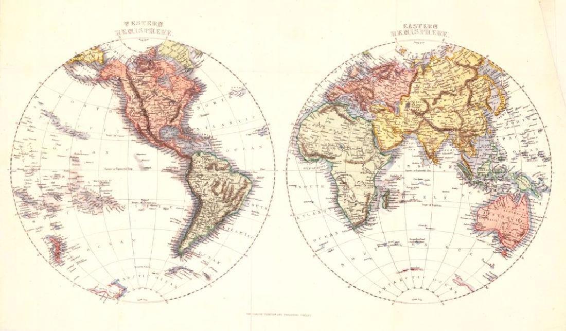 Rapkin: Western Hemisphere Eastern Hemisphere