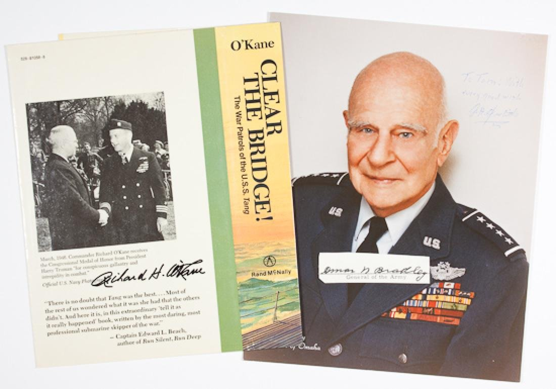 AMERICAN MILITARY NOTABLES OF WORLD WAR II