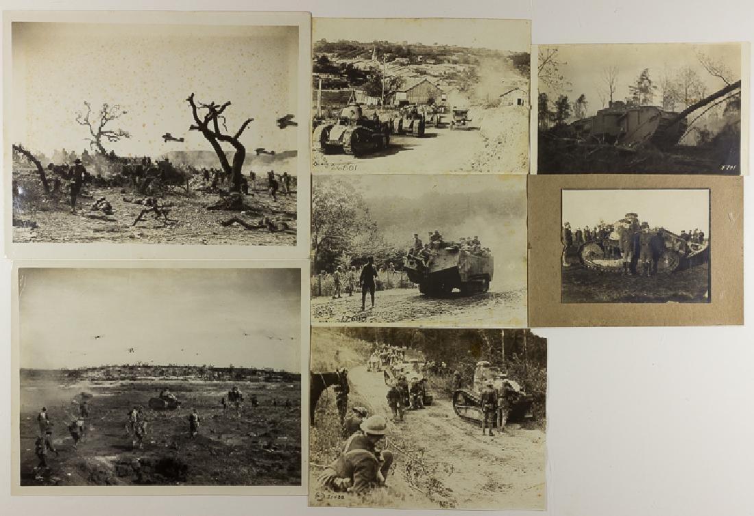 WORLD WAR I PHOTOS