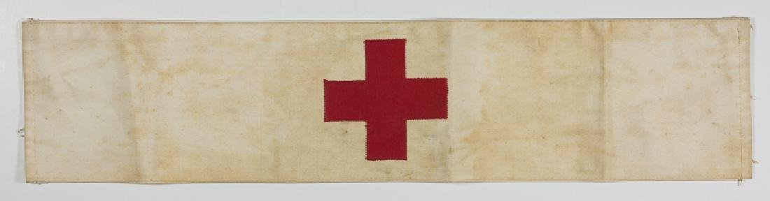 WORLD WAR I MEDIC'S ARMBAND