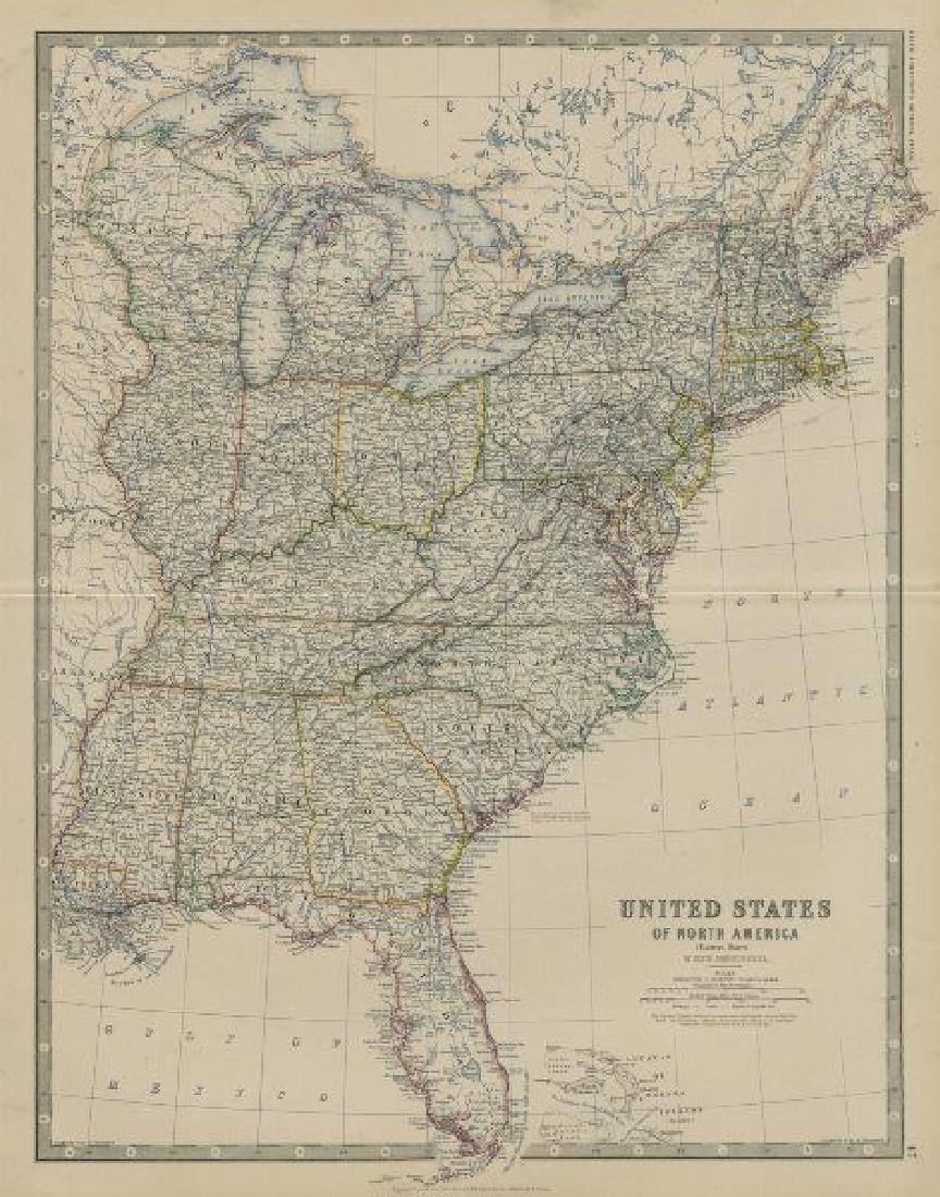 United States of North America (Eastern States). USA.