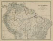 South America (North). Brazil Colombia Peru &c.