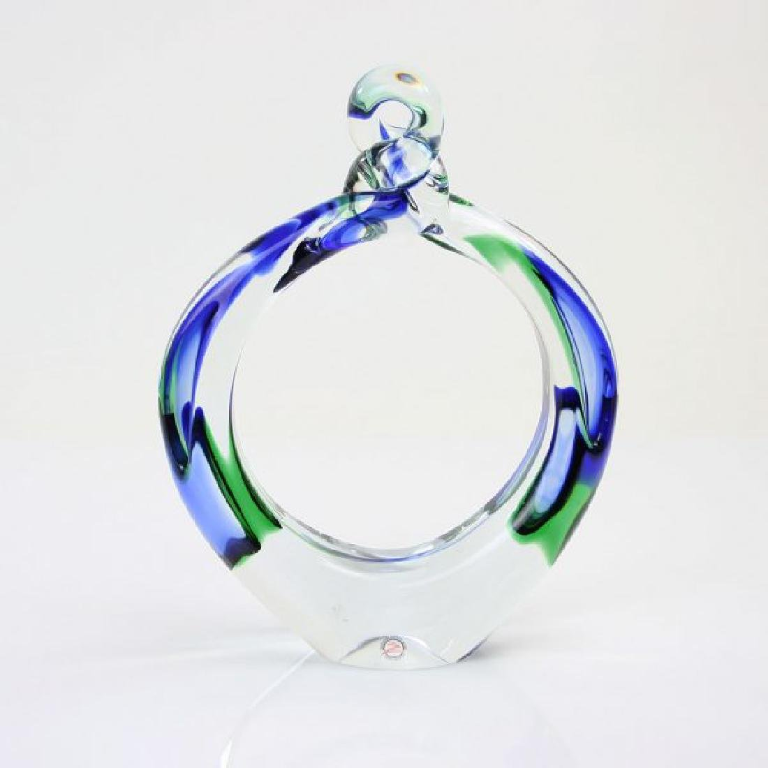 Ozzaro Solid Crystal Object ''Knot''