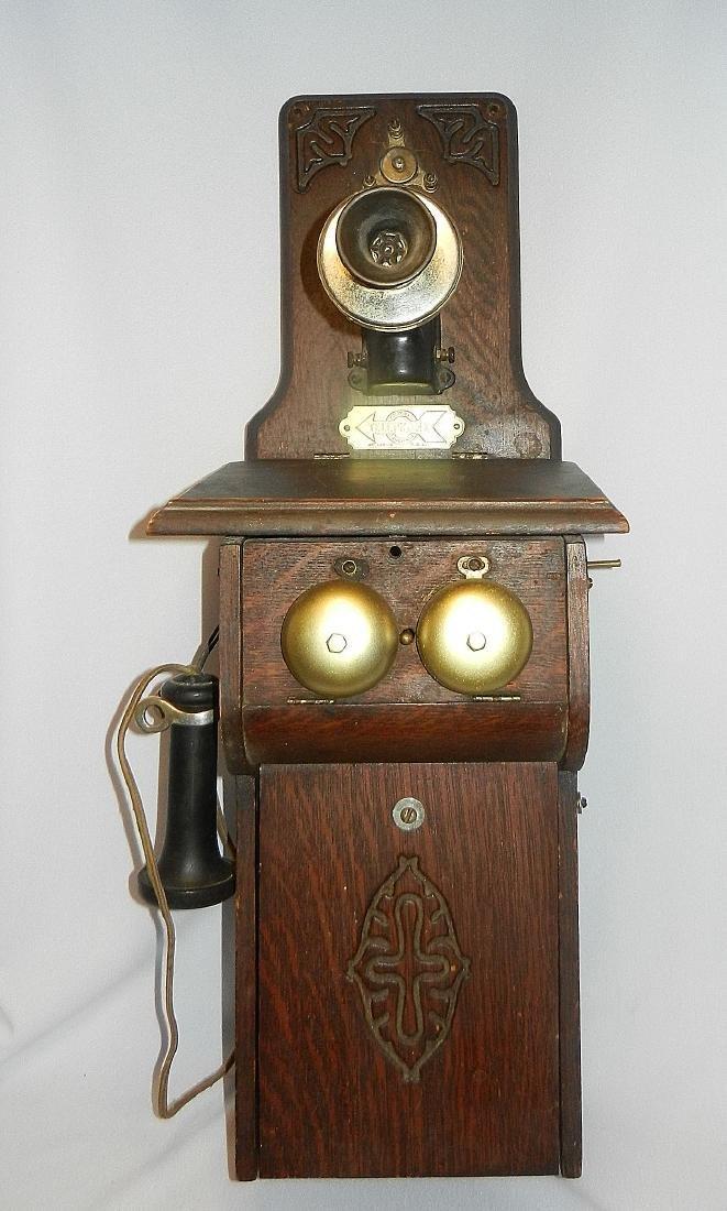Antique Central Telephone Co St. Louis World Fair