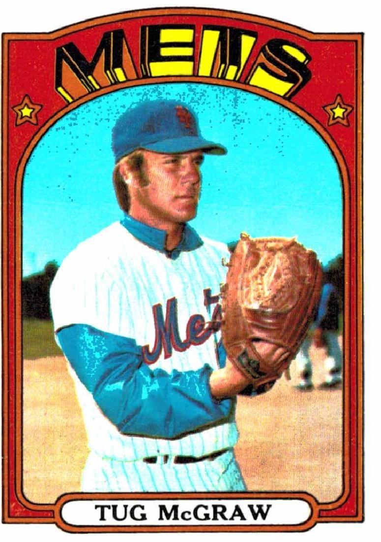 1972 Topps Tug McGraw