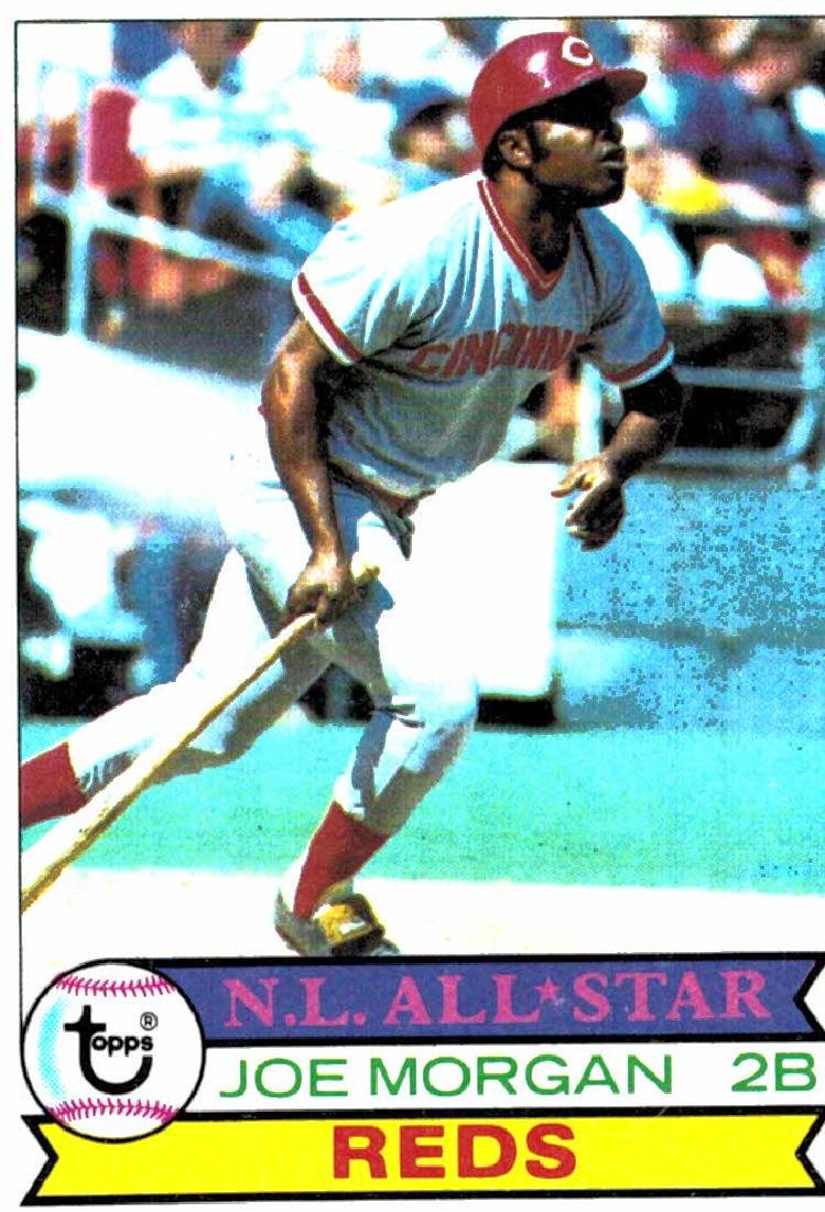 1979 Topps Joe Morgan
