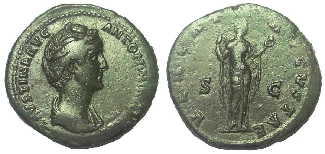 Faustina Sr. Dupondius