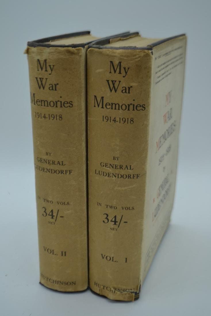 My War Memories 1914-1918 First Edition
