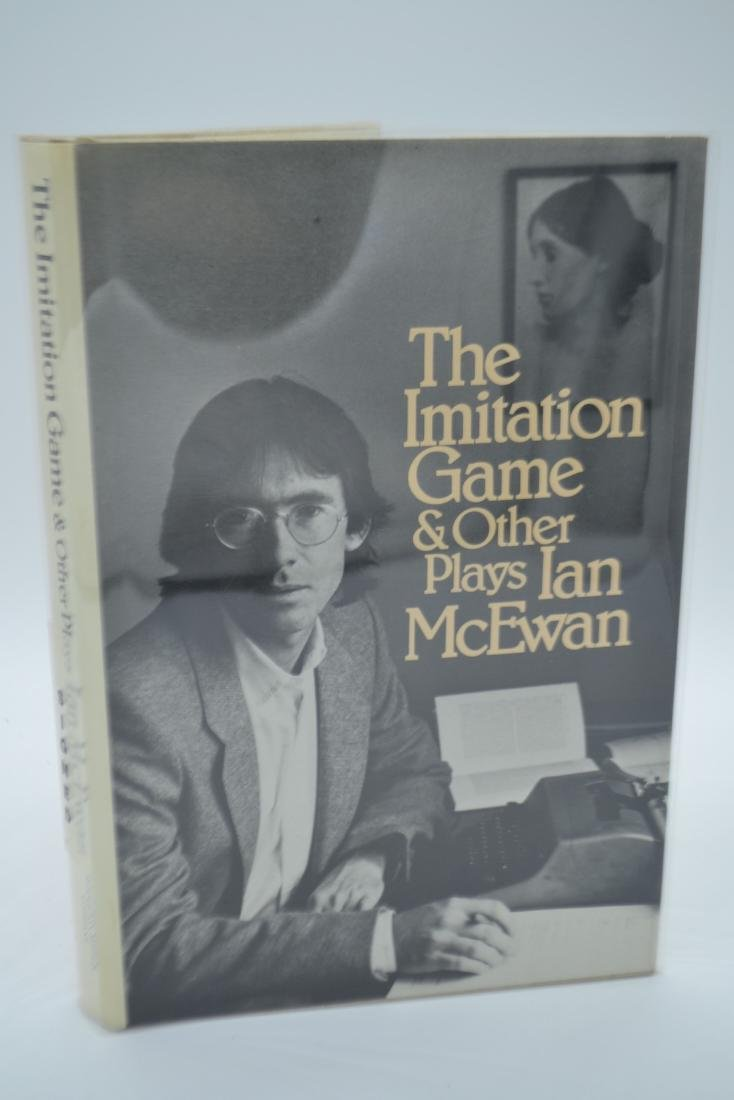 The Imitation Game & Other Plays - signed