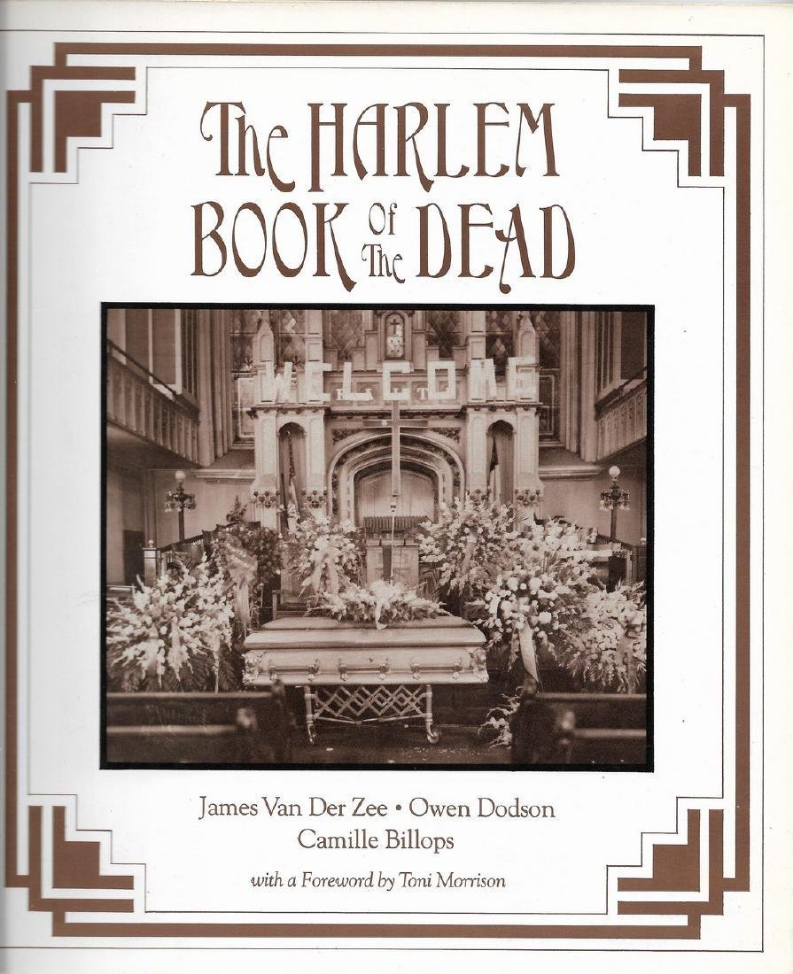 The Harlem Book of the Dead 1978