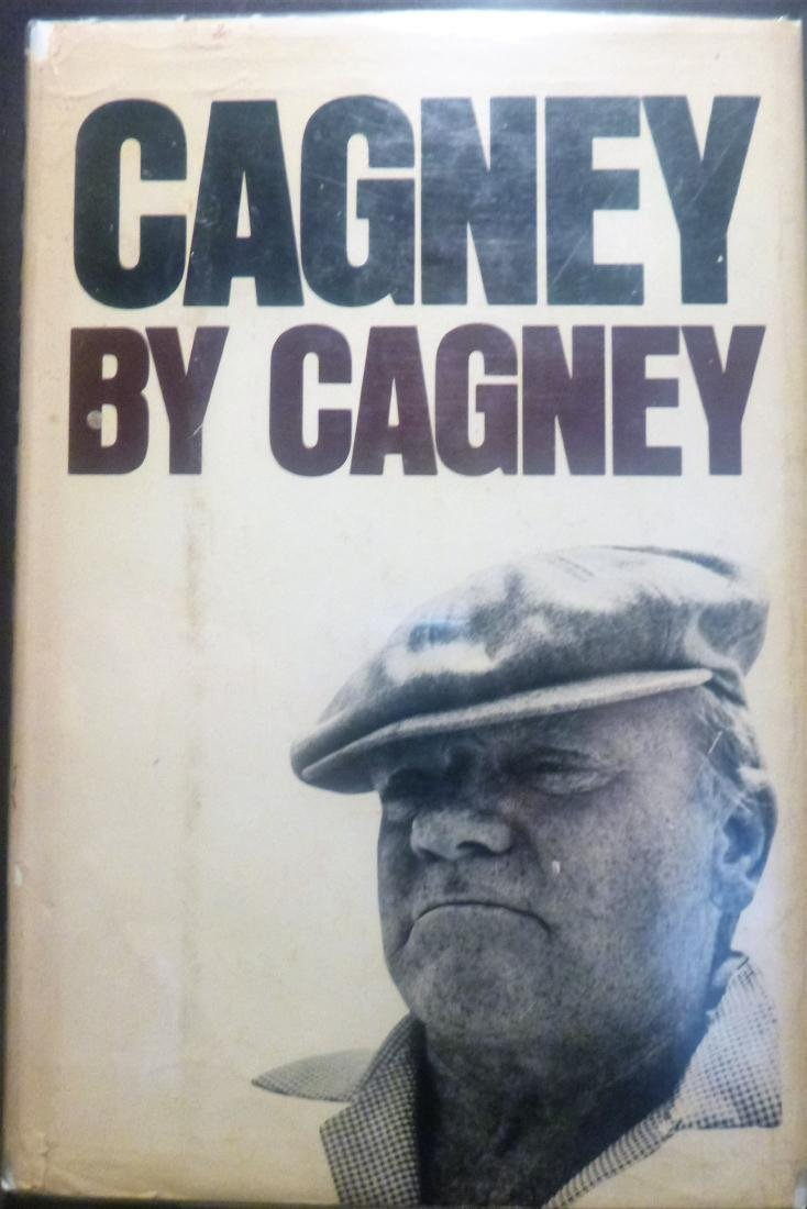 James Cagney Autobiography Signed