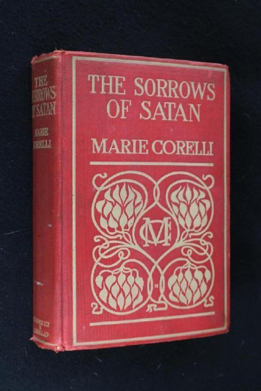 The Sorrows of Satan 1895 First Edition