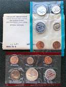 6 Uncirculated Mint sets