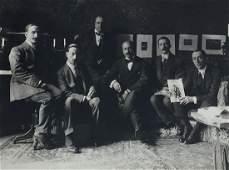 Futurist in 1913 Attilio Badodi Archivio Farabola