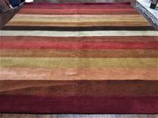 New Thick Pile Modern Gabbeh Area Rug 8x9