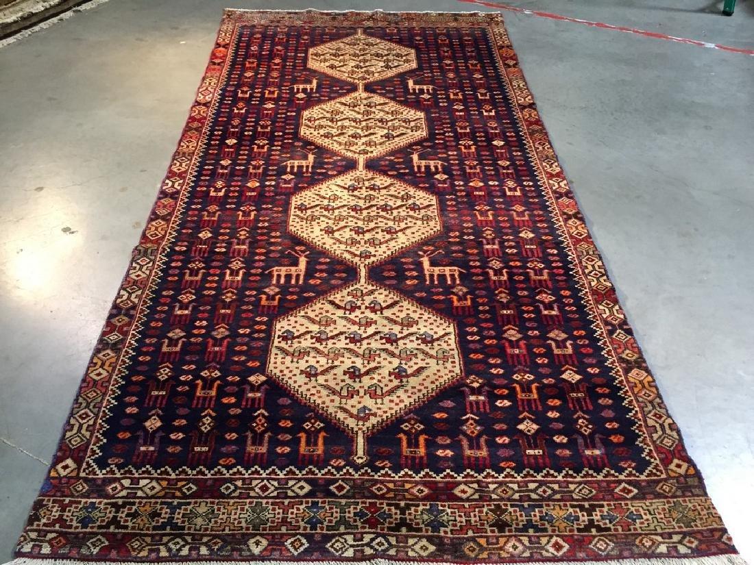 Gallery Persian Hamedan Rug 5x10