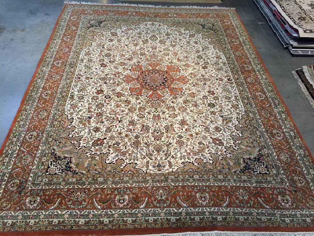 Magnificent Persian Kashan Design Rug 9.10x13