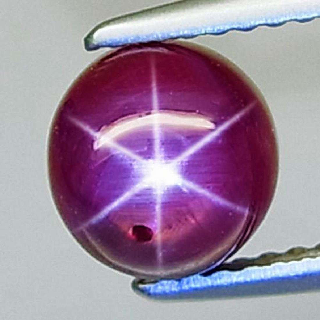 Star Ruby of 2.70ct.