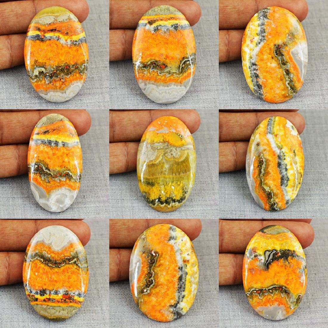 Bumble Bee Jasper Gemstones