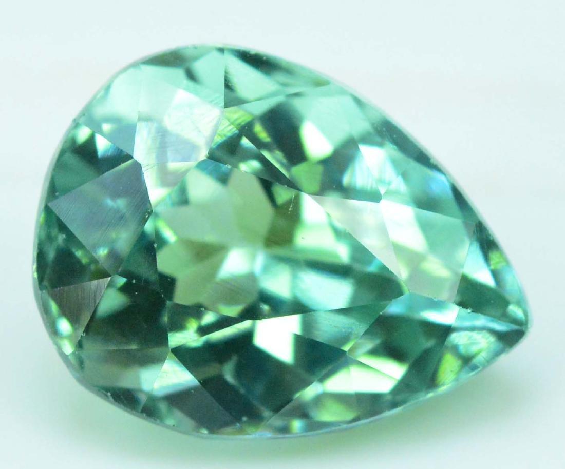 Natural Blue Green Afghan Tourmaline Loose gemstone