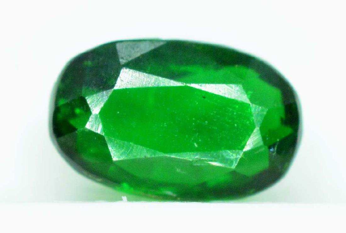 Extremely Rare Green Tsavorite Loose Gemstone