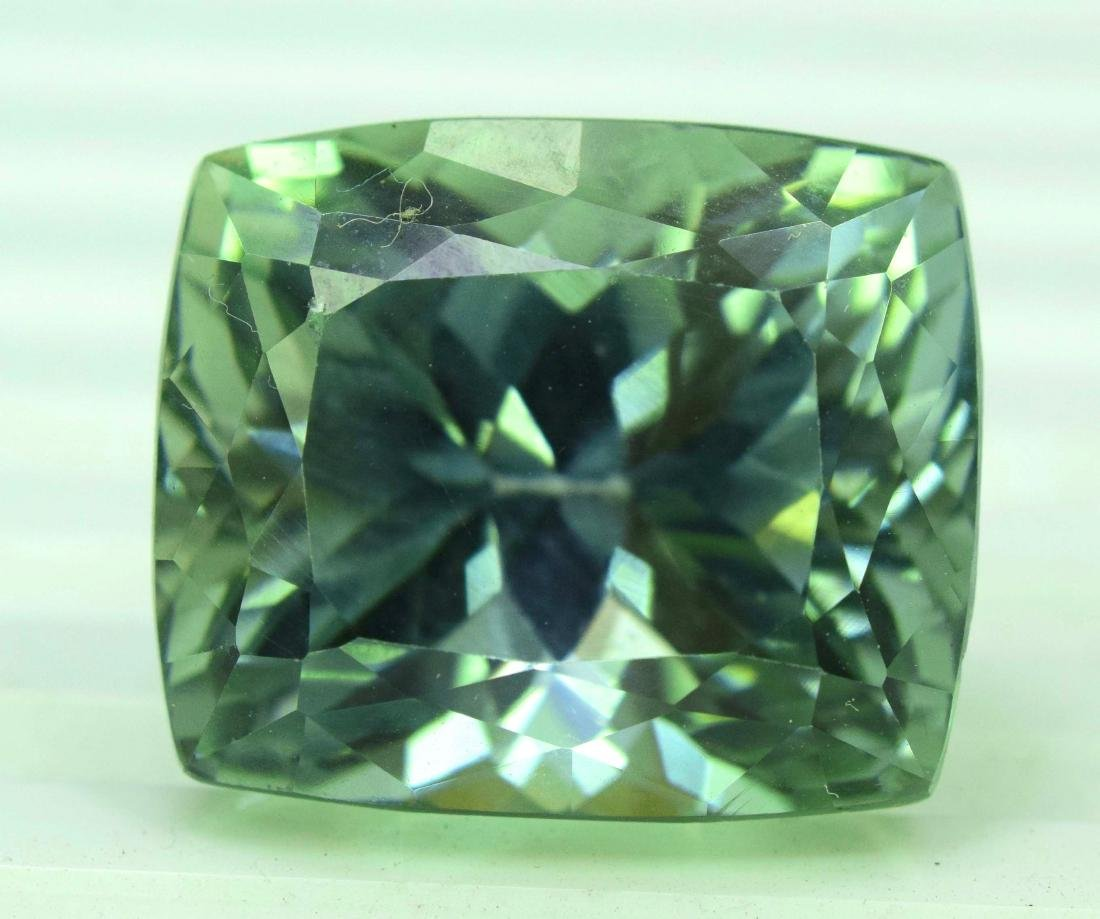 Flawless Lush Green Kunzite Hiddenite Loose Gemstone