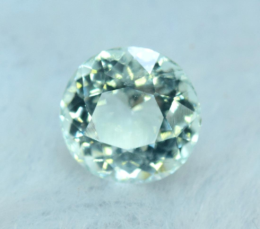 3.25 cts aquamarine loose gemstone