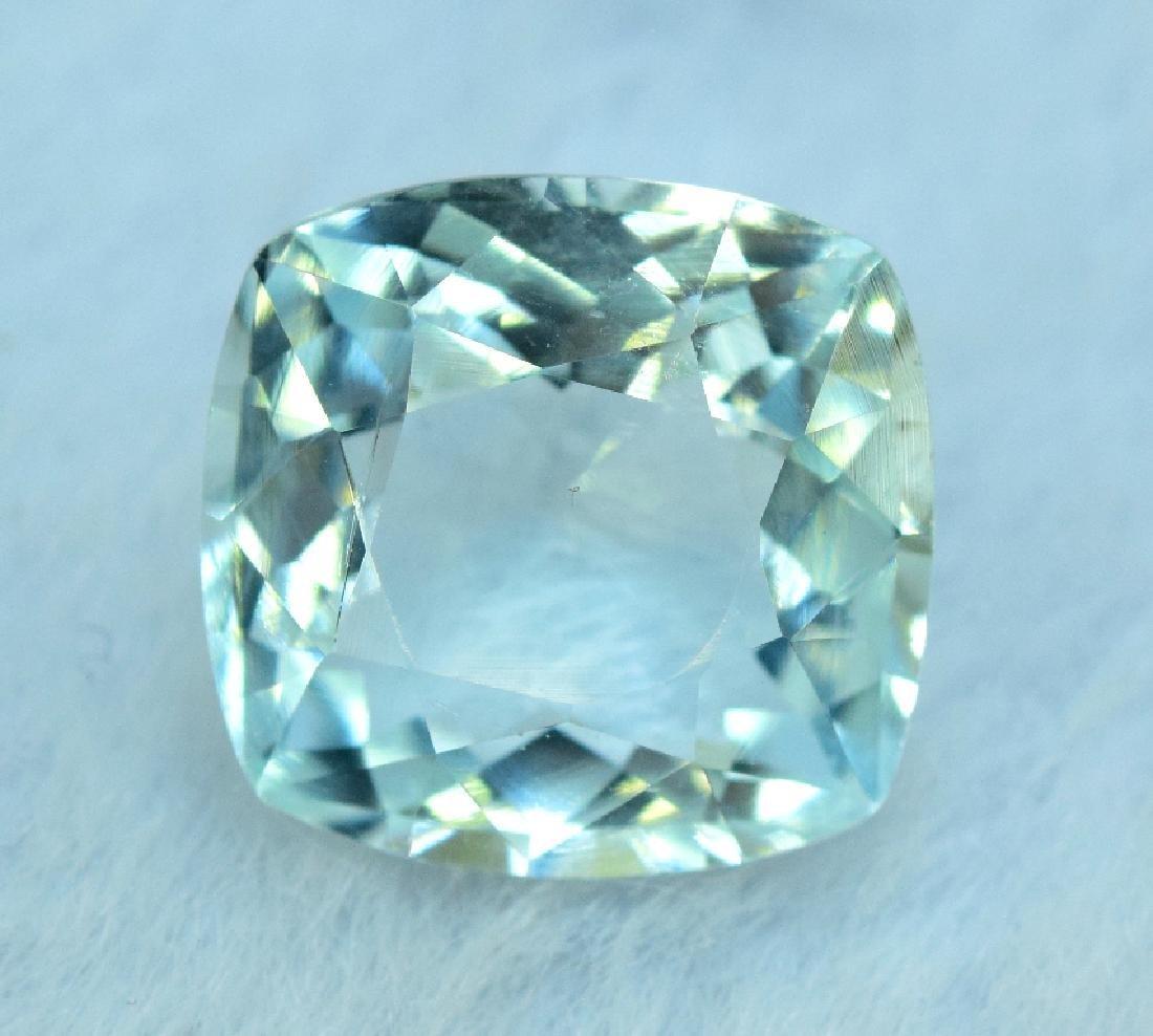 5.0 cts aquamarine loose gemstone