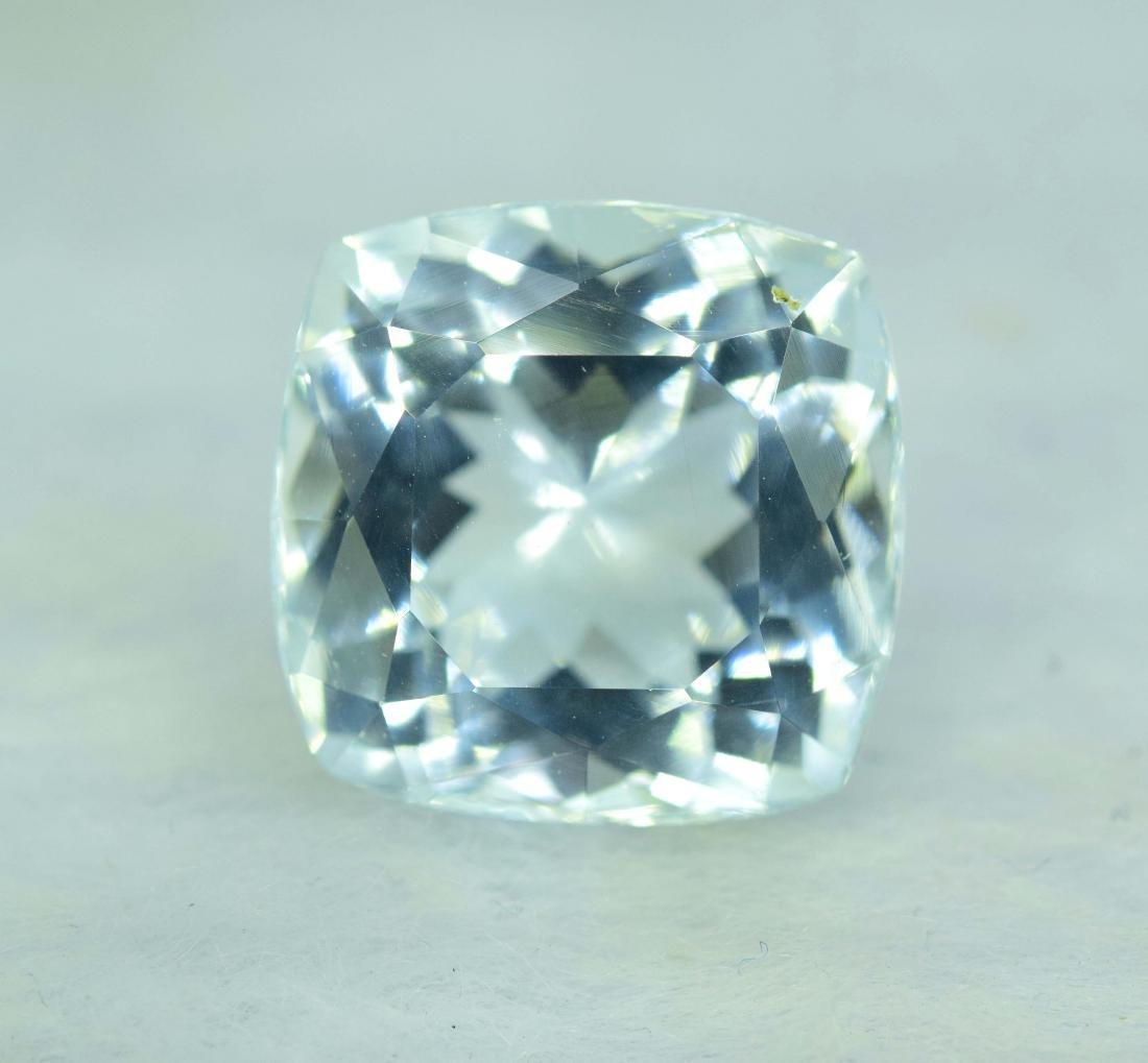 8.30 cts aquamarine loose gemstone