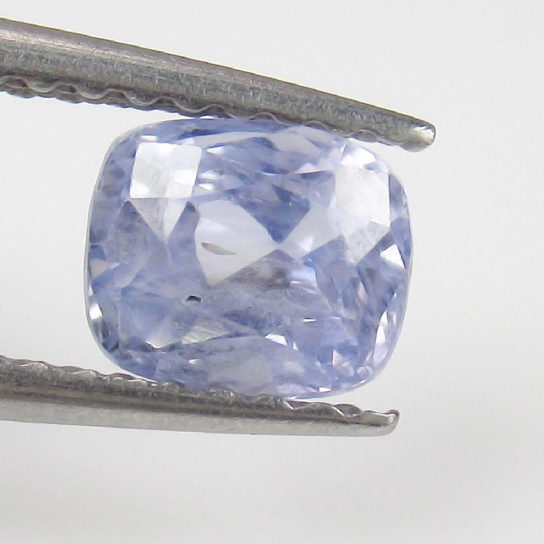 1.04 Ct Loose Unheated Blue Sapphire