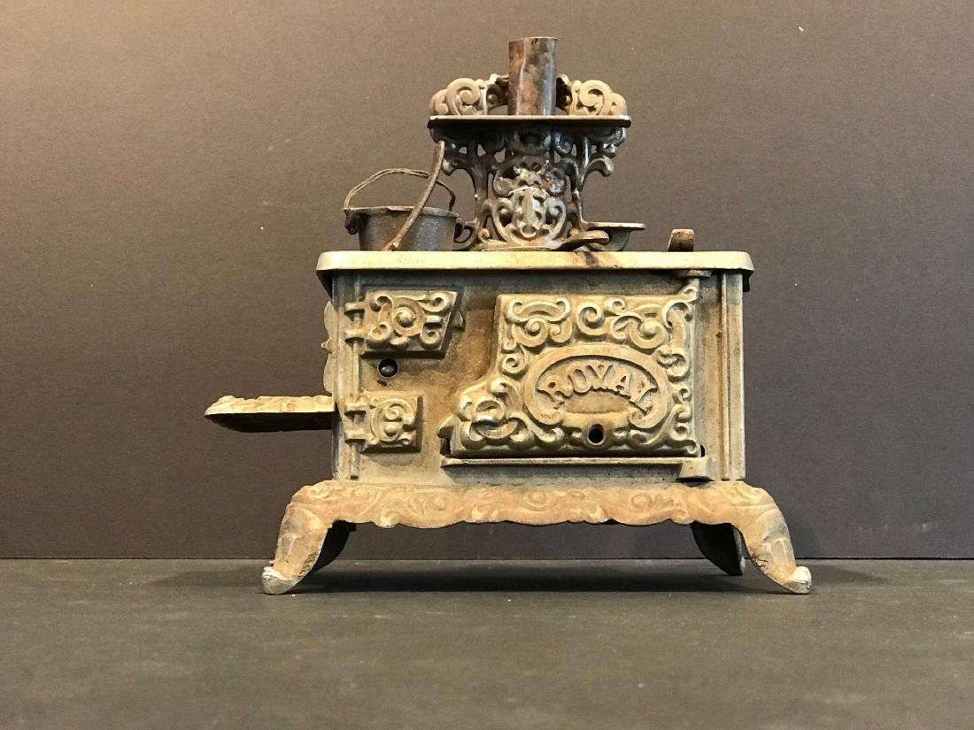 Royal Toy Stove, Early 20th Century