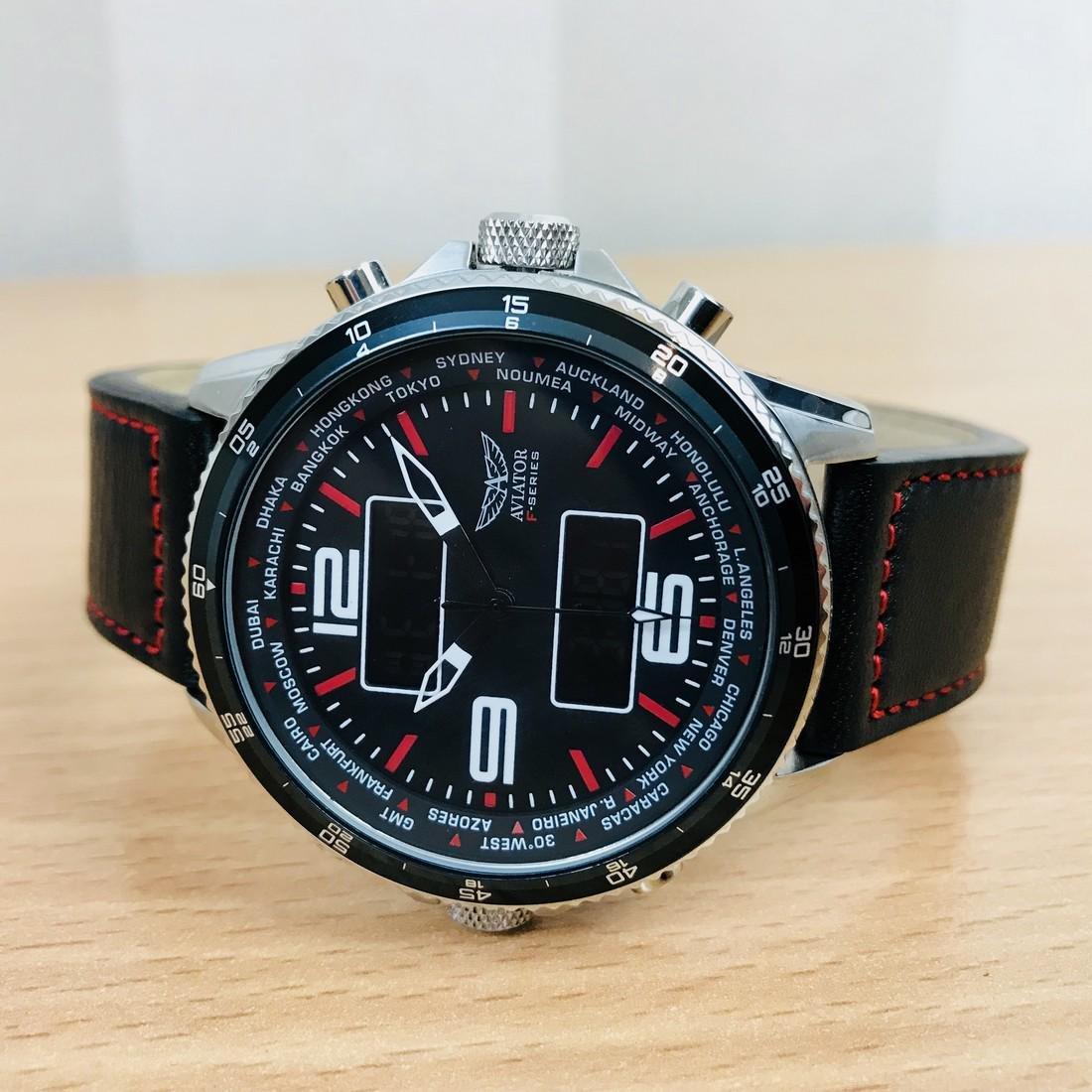 Aviator – Men's Multifunctional Watch