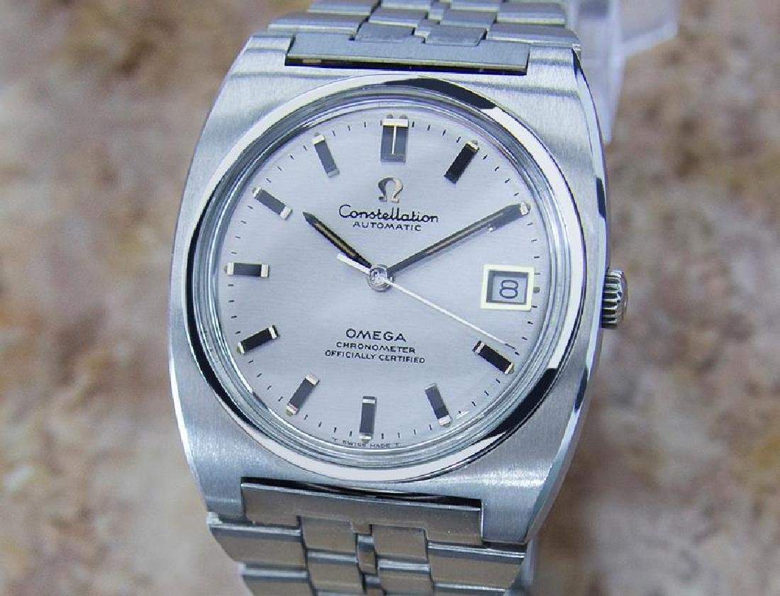 Omega Constellation Swiss Made Chronometer Automatic