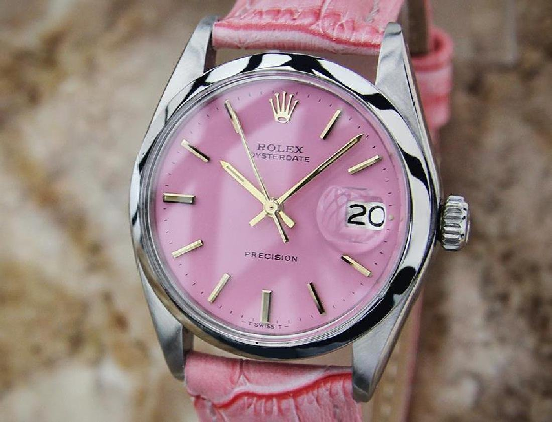Rolex Oysterdate Precision 6694 Swiss Made 1962