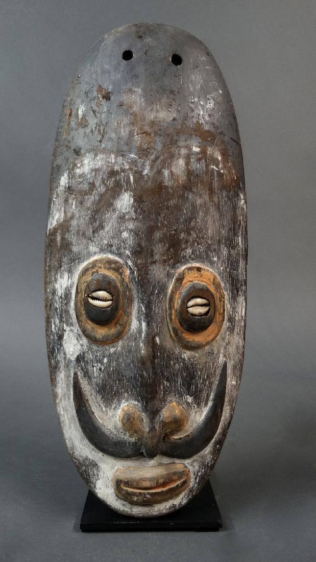 Old Tumbuan Mask Tambanum