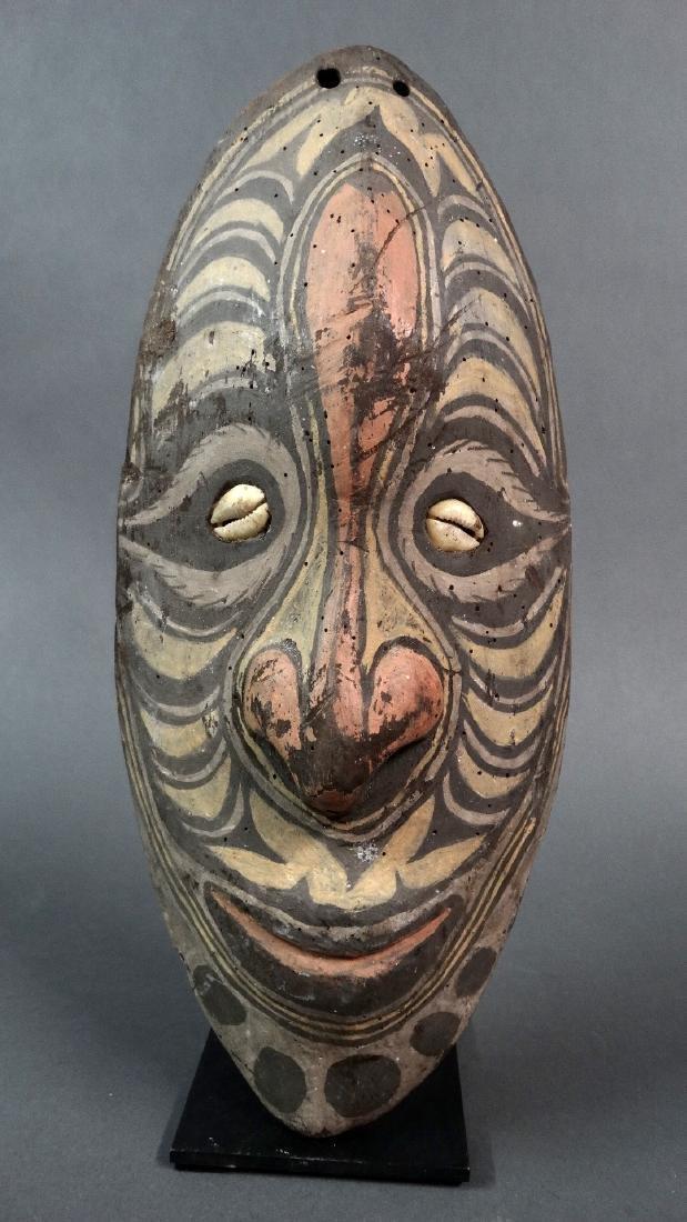 Sacred House Wall Mask Sepik