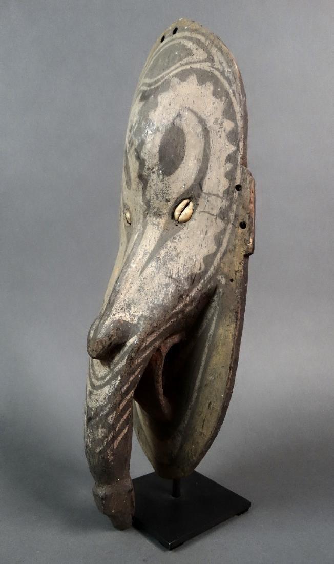 Mwai Nose Mask Iatmul Middle Sepik