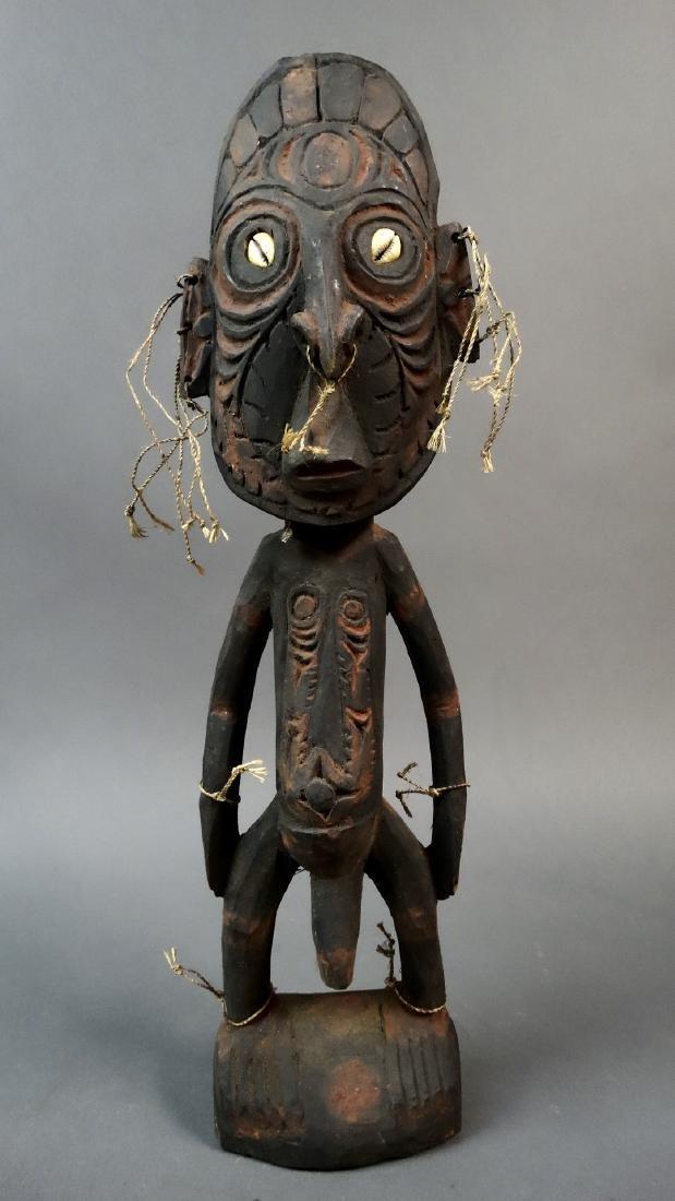 Large Mindimbit Ancestor Figure Sepik