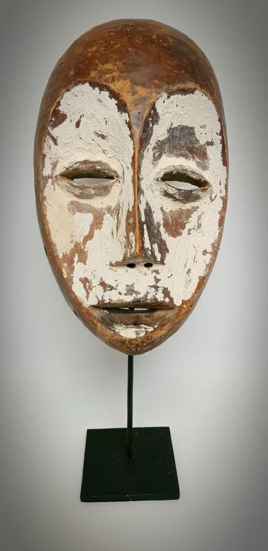 Lega Mask D.R. Congo