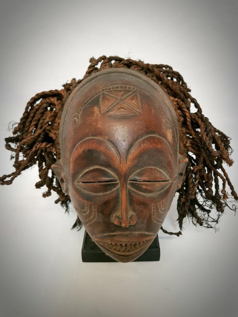 Mwana Pwo Mask Tchokwe Angola