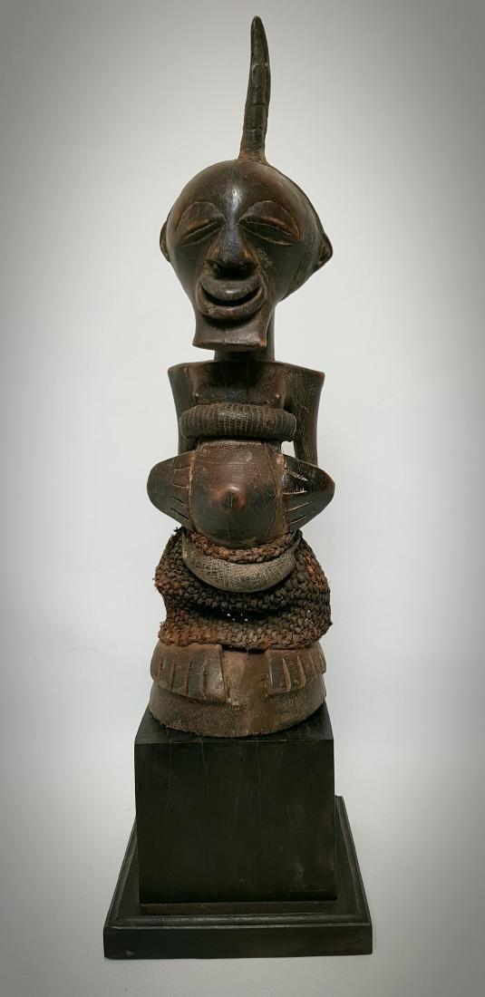 African Fetish Figure - Songye - D.R. Congo