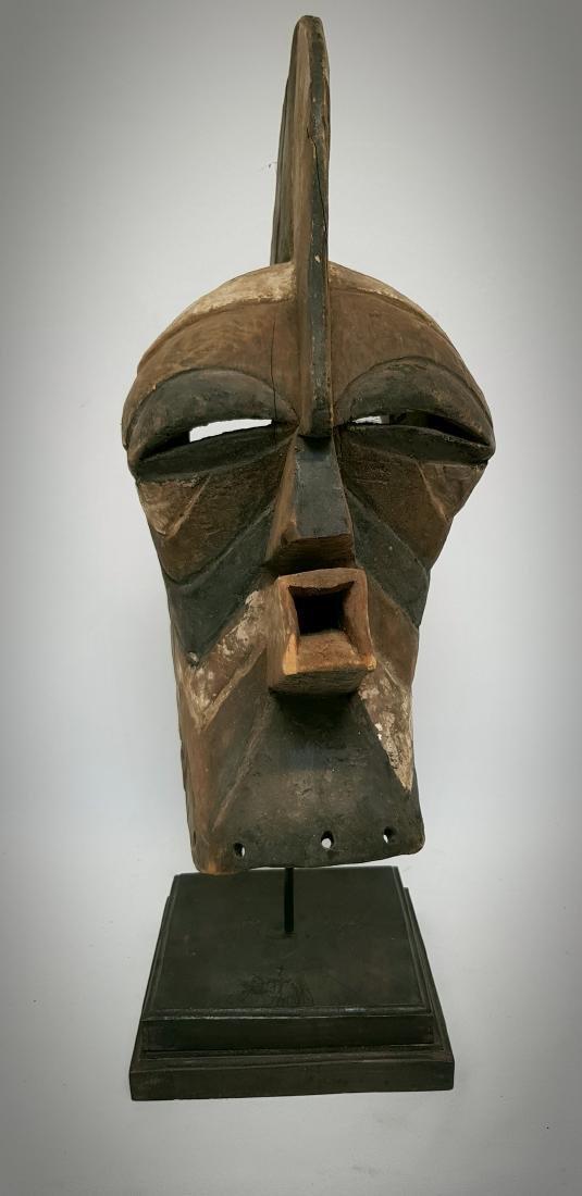 Kifwebe Mask Songye D.R. Congo