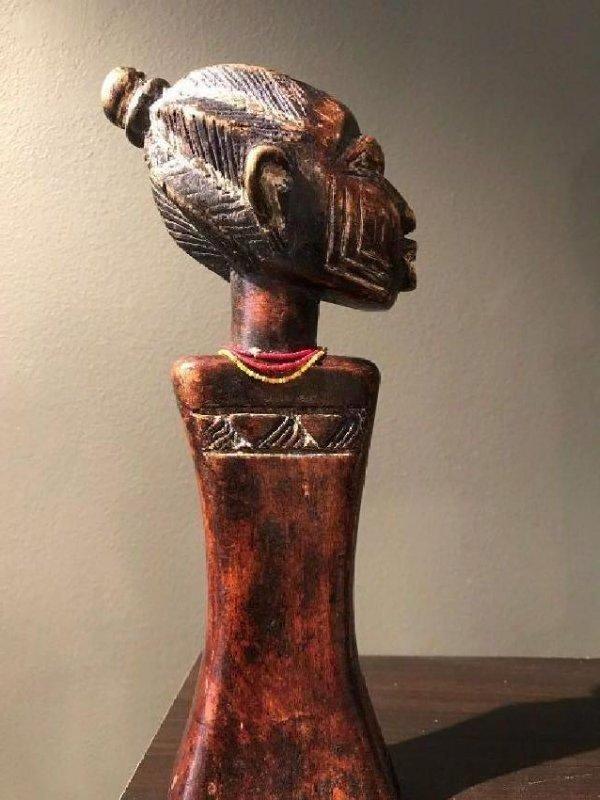Yoruba Omolangidi, Nigeria, Doll
