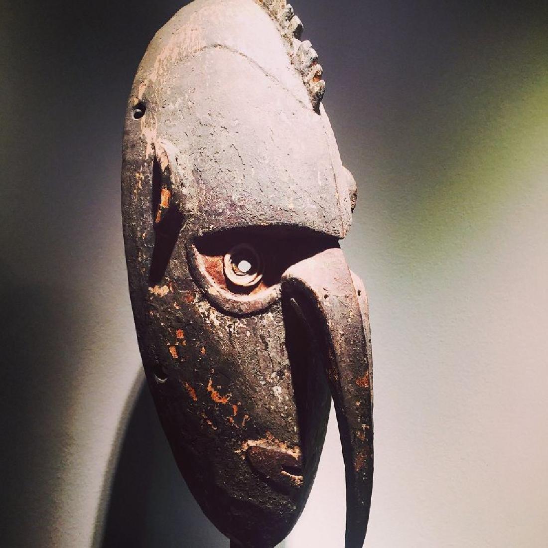 New Guinea Mask, Ramu River