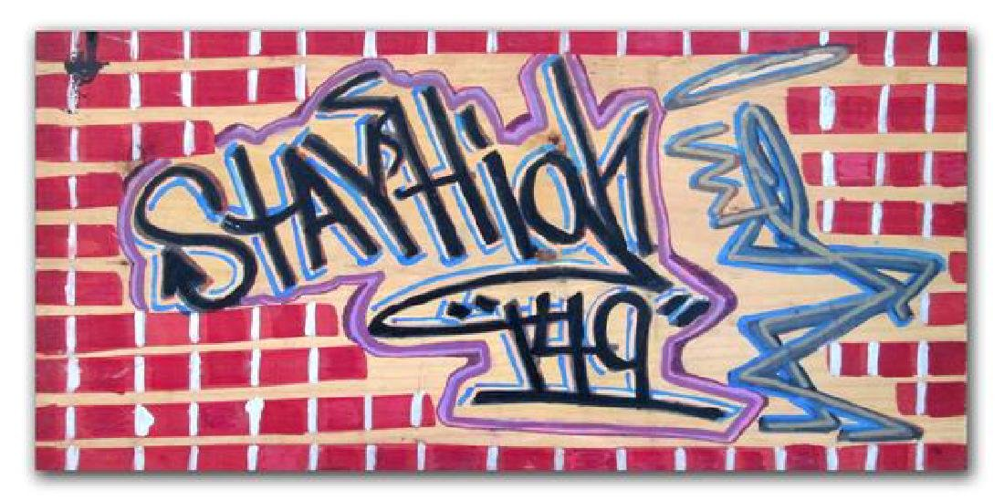 STAYHIGH 149 Stayhigh149 Painting on Wood