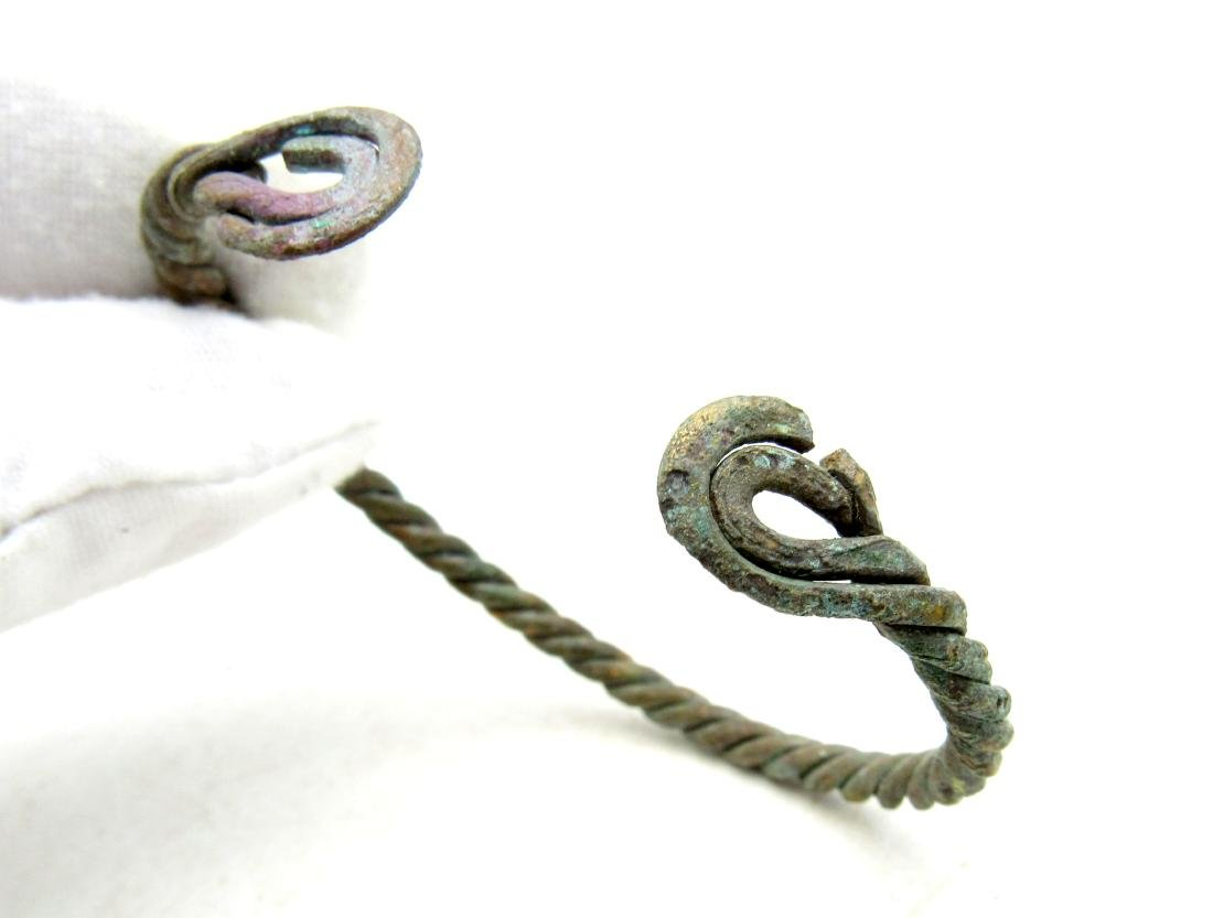 "Viking Twisted ""Fielty Ring"" Bracelet - 2"