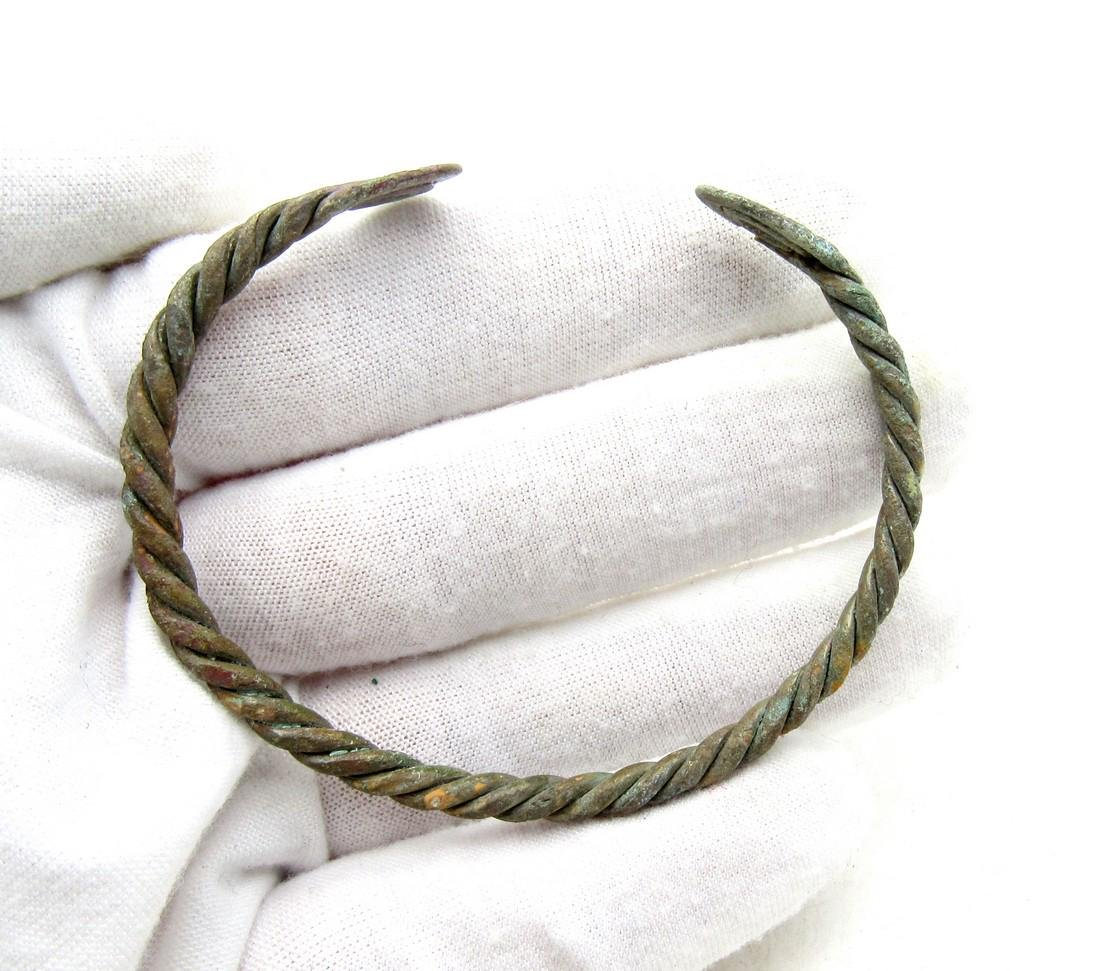 "Viking Twisted ""Fielty Ring"" Bracelet - 3"