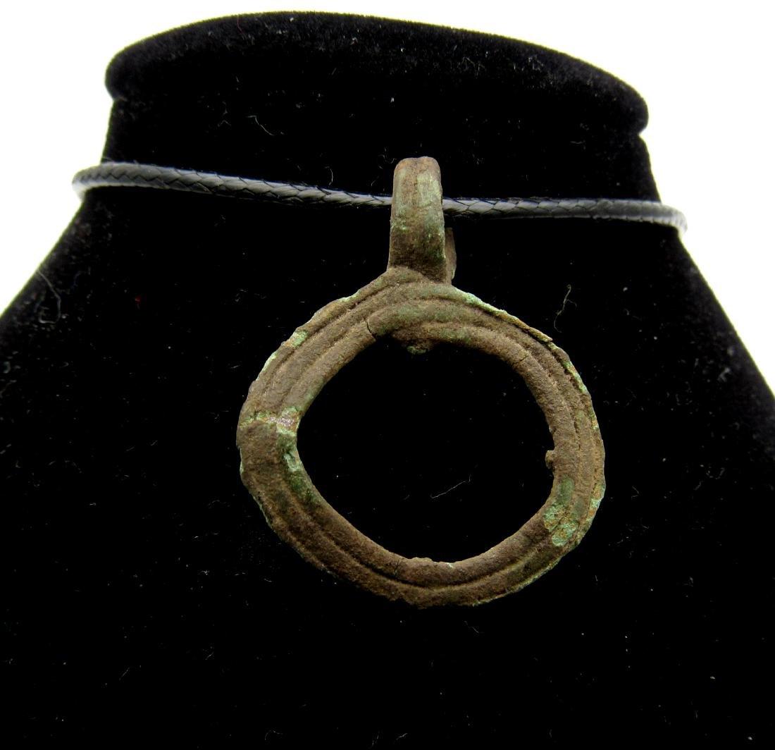 Viking sun Symbol pendant - 2