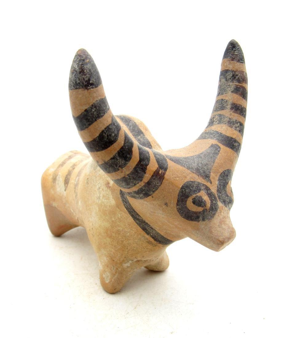 Ancient Indus valley Terracotta Votive Bull Figurine