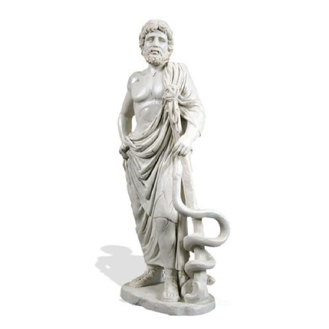 Greek Art: Asclepius Greek Statue